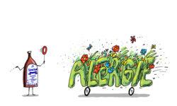 Účinně proti alergii? Pomocníkem může být i Vincentka