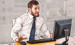 Každý pátý zaměstnanec zmeškal online poradu kvůli smyšlené aktualizaci zařízení