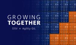 DSV Panalpina A/S dokončila akvizici Global Integrated Logistics Agility v hodnotě 103 miliard korun